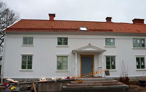 Bertil Johansson Bygg Färgelanda prästgård